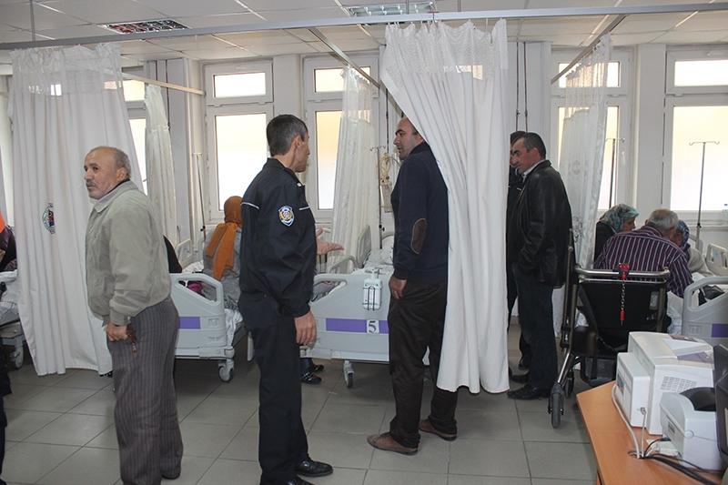 Konya'da mantar zehirlenmesi: 2 ölü 1