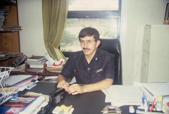 İşte Başbakan Davutoğlu'nun 21 yıl önceki fotoğrafları 1