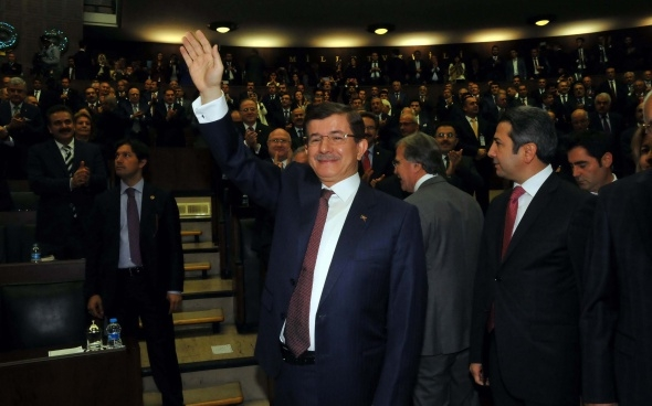 İşte Başbakan Davutoğlu'nun 21 yıl önceki fotoğrafları 11