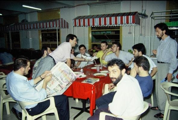 İşte Başbakan Davutoğlu'nun 21 yıl önceki fotoğrafları 4