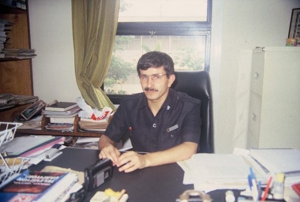 İşte Başbakan Davutoğlu'nun 21 yıl önceki fotoğrafları 5