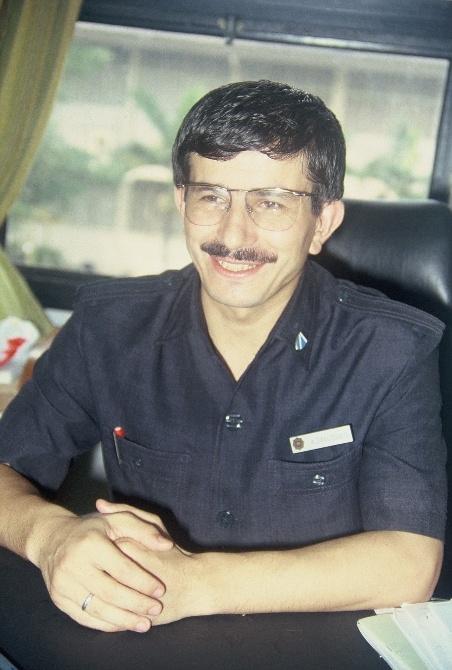 İşte Başbakan Davutoğlu'nun 21 yıl önceki fotoğrafları 6