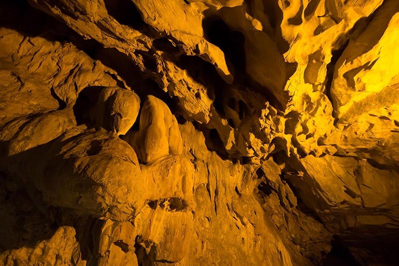 """İçinden yeraltı nehri akan mağara """"Dupnisa"""" 3"""