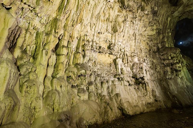 """İçinden yeraltı nehri akan mağara """"Dupnisa"""" 5"""