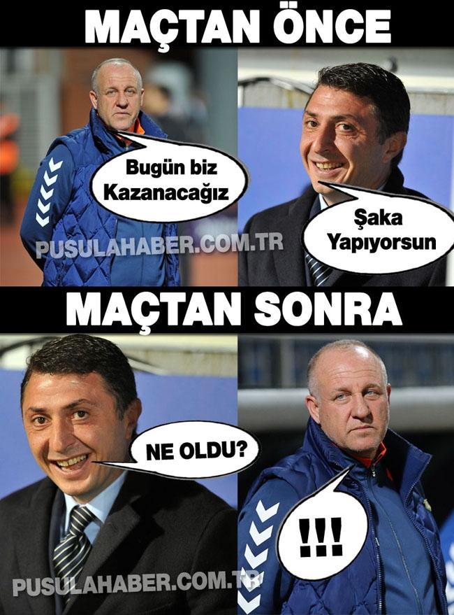Kasımpaşa-Konyaspor maçı sonrası capsleri 1