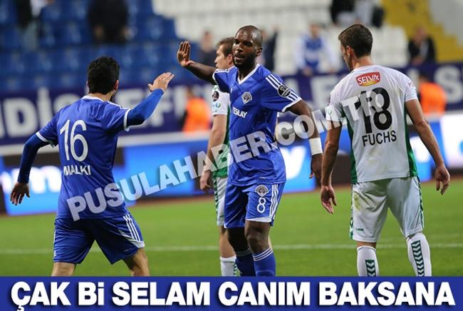Kasımpaşa-Konyaspor maçı sonrası capsleri 6