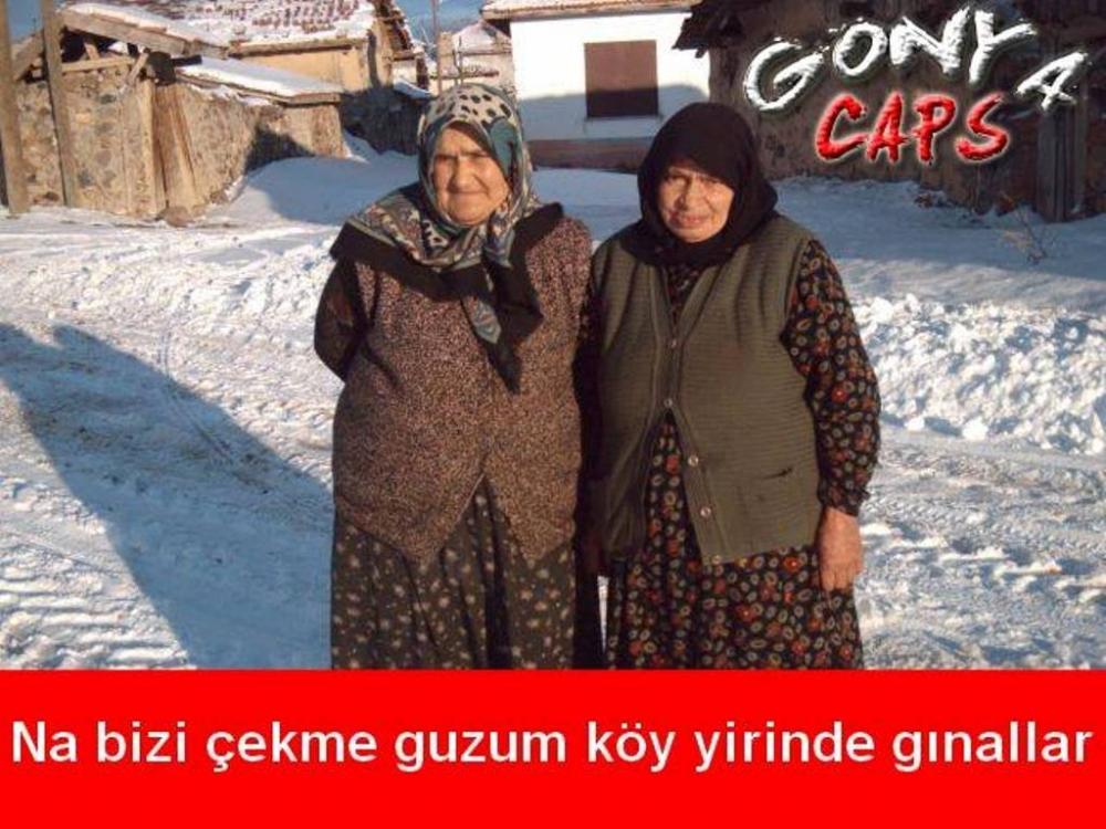 """Sadece """"Konyalı"""" Olanların Anlayabileceği Gonya Caps'ları 3"""
