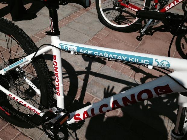 Cumhurbaşkanı Abdullah Gül bisiklete bindi 11