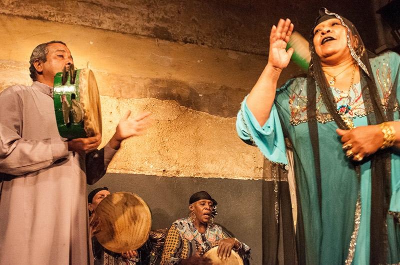 Mısır'da 'cin çıkartma' turizmi 10
