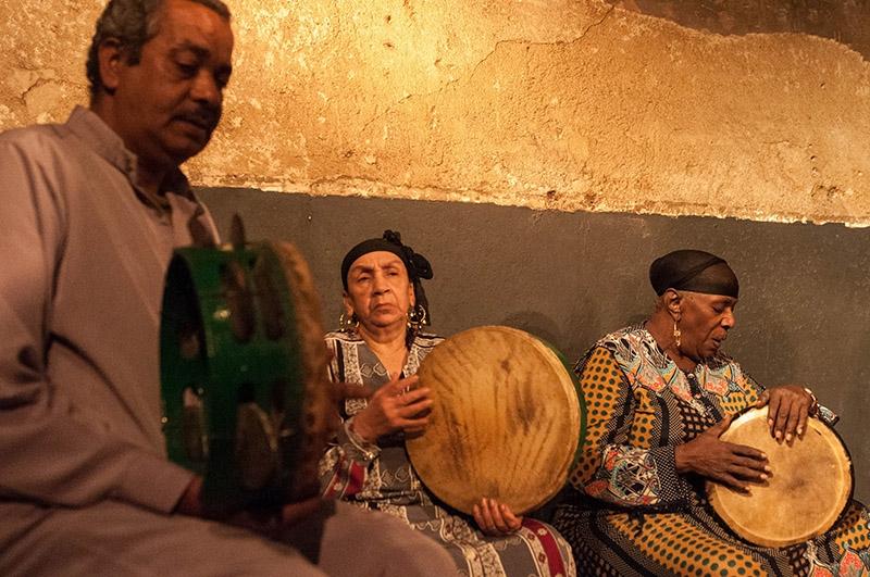 Mısır'da 'cin çıkartma' turizmi 11