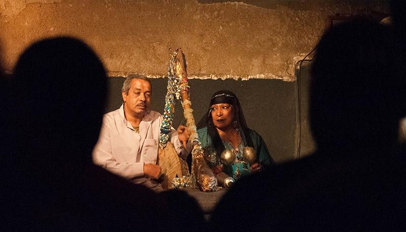 Mısır'da 'cin çıkartma' turizmi 12