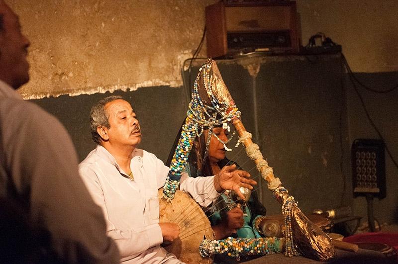 Mısır'da 'cin çıkartma' turizmi 13