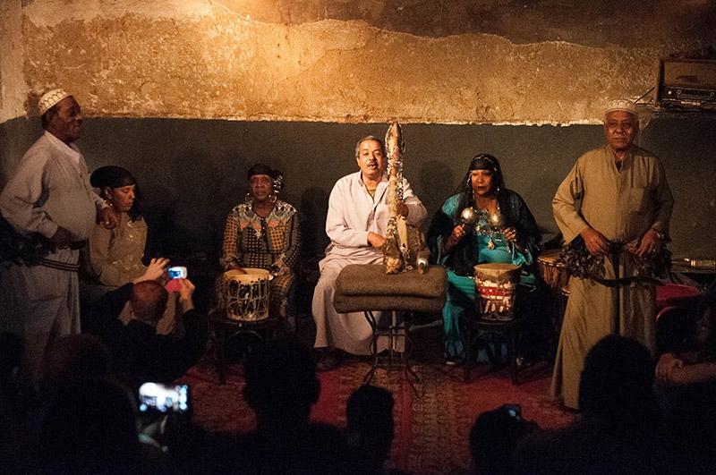 Mısır'da 'cin çıkartma' turizmi 2
