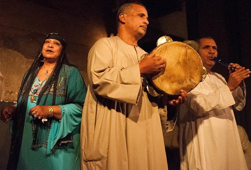 Mısır'da 'cin çıkartma' turizmi 8