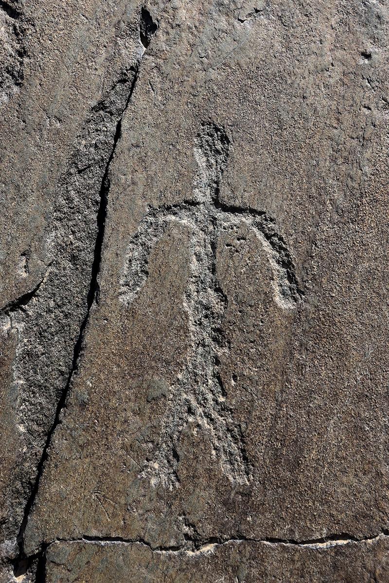 10 bin yıllık kaya resimleri kayıt altına alındı 14