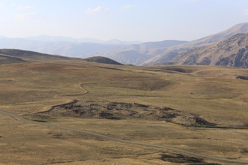 10 bin yıllık kaya resimleri kayıt altına alındı 27