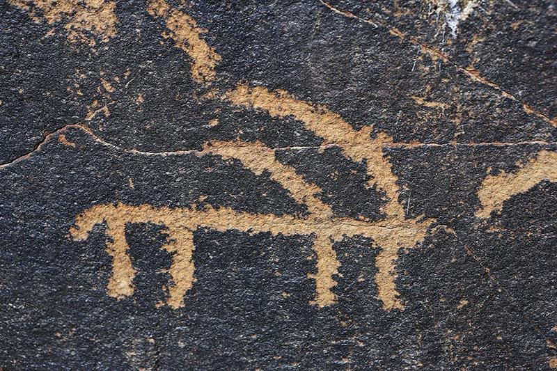 10 bin yıllık kaya resimleri kayıt altına alındı 3
