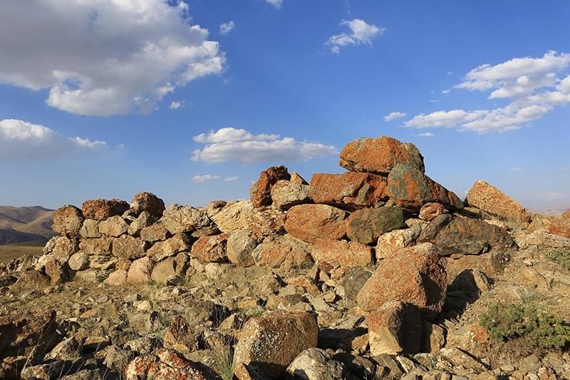 10 bin yıllık kaya resimleri kayıt altına alındı 31