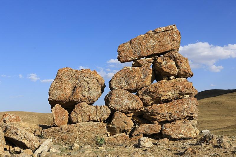 10 bin yıllık kaya resimleri kayıt altına alındı 33