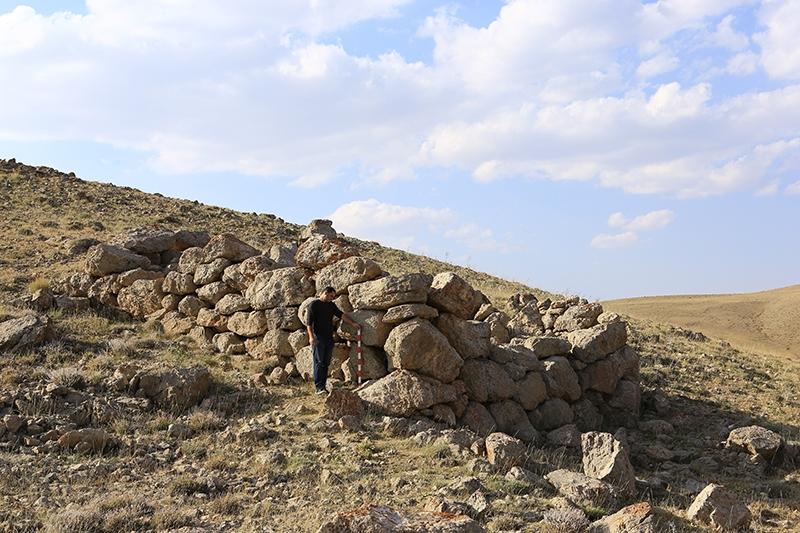 10 bin yıllık kaya resimleri kayıt altına alındı 37