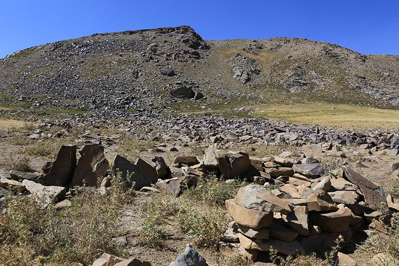 10 bin yıllık kaya resimleri kayıt altına alındı 9