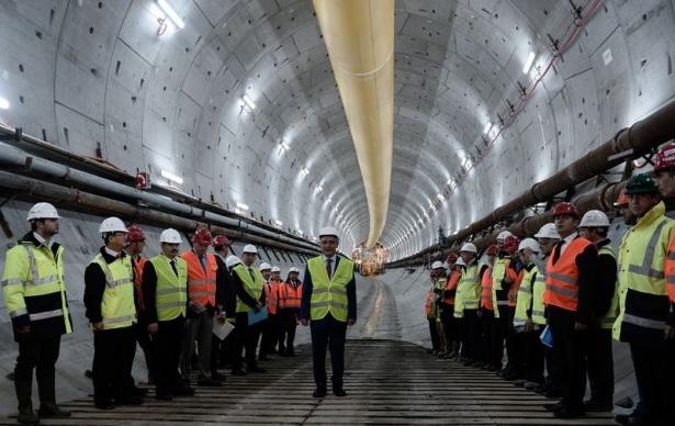 Avrasya Tüneli'nin bitiş tarihi belli oldu 11