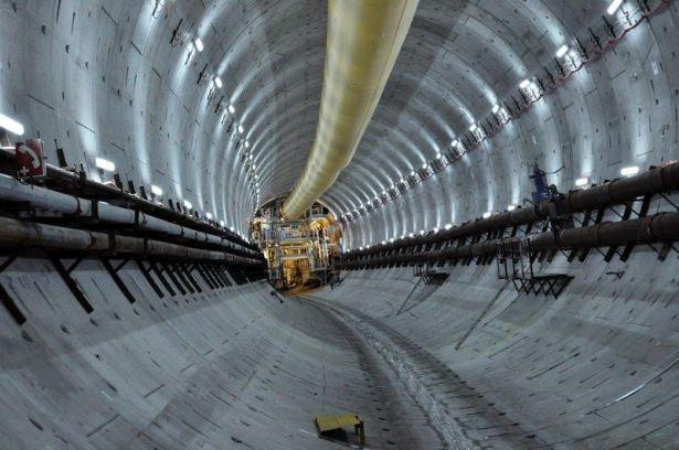 Avrasya Tüneli'nin bitiş tarihi belli oldu 12