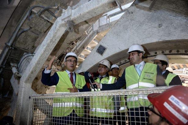 Avrasya Tüneli'nin bitiş tarihi belli oldu 14