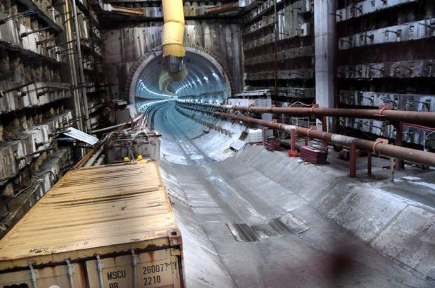 Avrasya Tüneli'nin bitiş tarihi belli oldu 15
