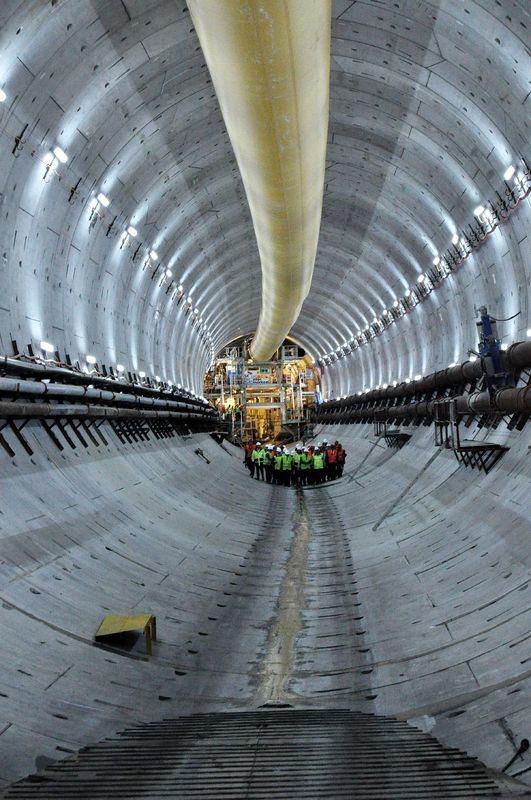 Avrasya Tüneli'nin bitiş tarihi belli oldu 18