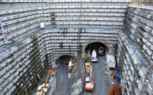 Avrasya Tüneli'nin bitiş tarihi belli oldu 19