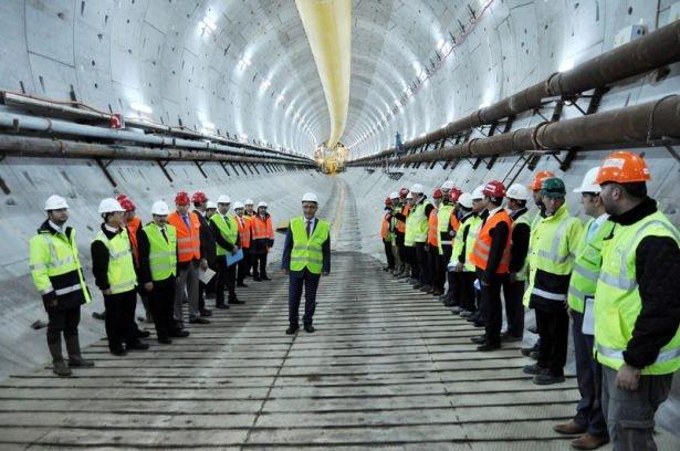 Avrasya Tüneli'nin bitiş tarihi belli oldu 2