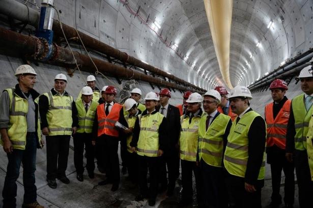 Avrasya Tüneli'nin bitiş tarihi belli oldu 20