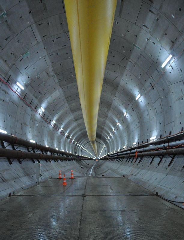 Avrasya Tüneli'nin bitiş tarihi belli oldu 21