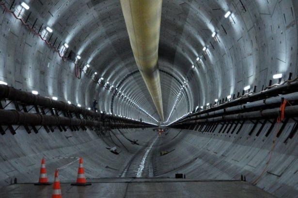 Avrasya Tüneli'nin bitiş tarihi belli oldu 3