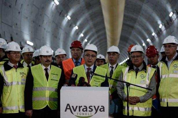 Avrasya Tüneli'nin bitiş tarihi belli oldu 5
