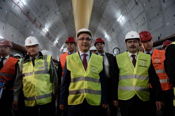 Avrasya Tüneli'nin bitiş tarihi belli oldu 6
