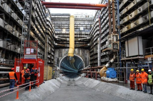 Avrasya Tüneli'nin bitiş tarihi belli oldu 7