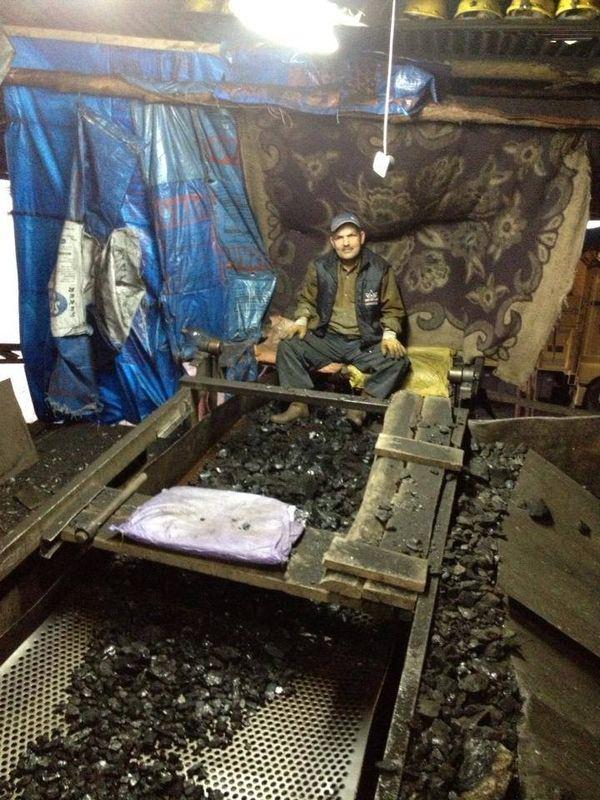 Ermenek'te maden kazası 1