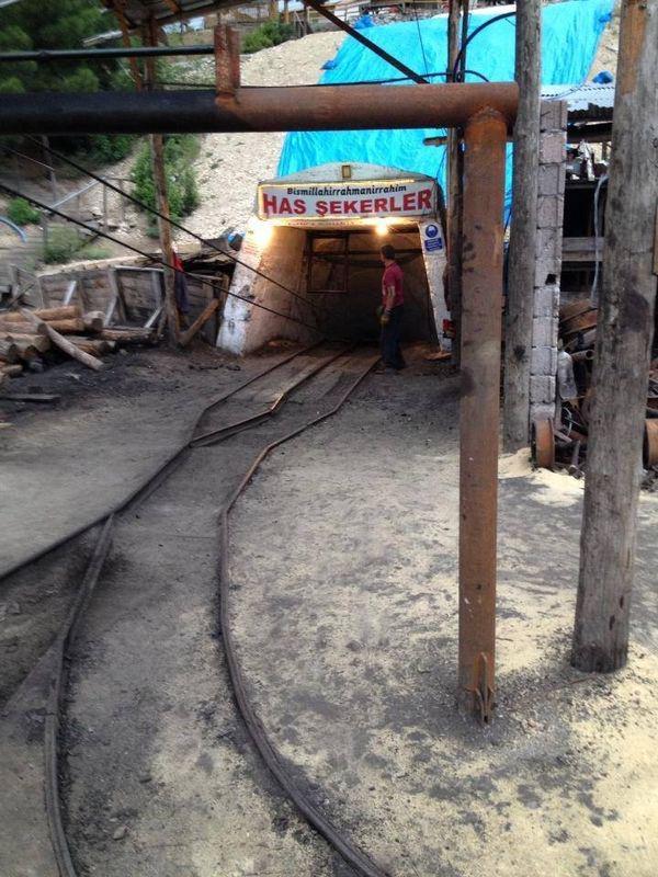 Ermenek'te maden kazası 10