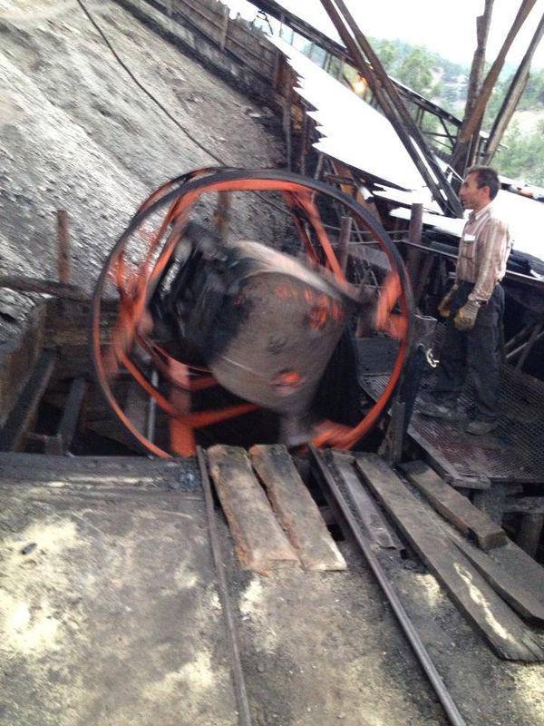Ermenek'te maden kazası 2