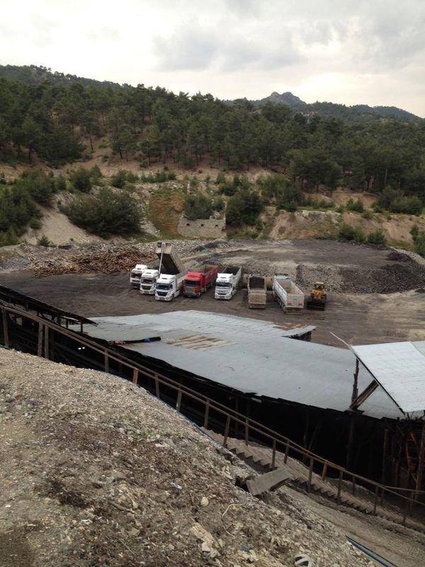 Ermenek'te maden kazası 5
