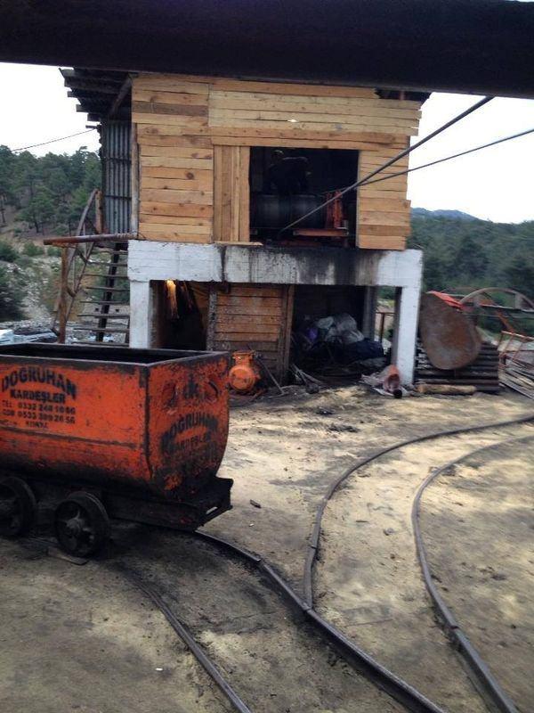 Ermenek'te maden kazası 7