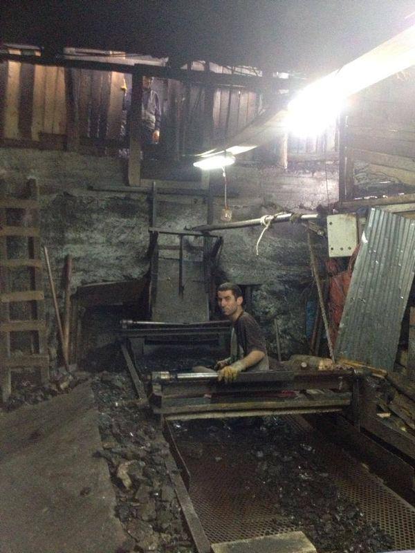 Ermenek'te maden kazası 9