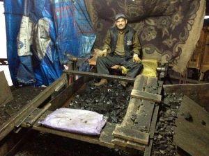 Ermenek'te maden kazası