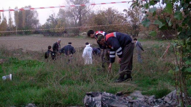 Kayıp genci öldürüp gömdüler 3