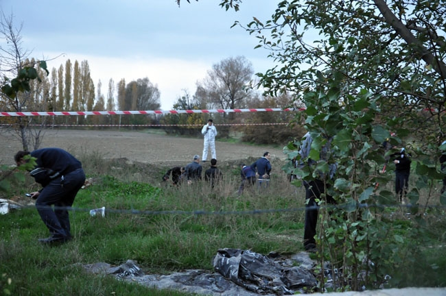 Kayıp genci öldürüp gömdüler 6
