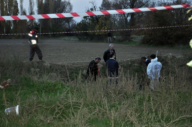 Kayıp genci öldürüp gömdüler 7