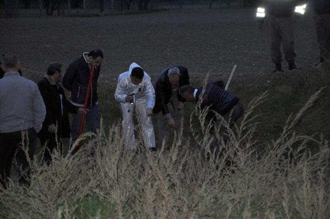 Kayıp genci öldürüp gömdüler 9
