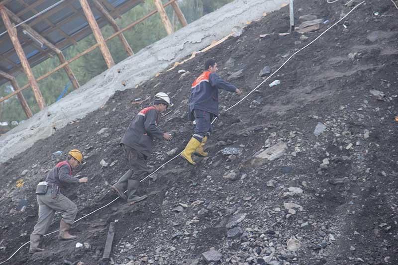 Ermenek'te maden faciası 14